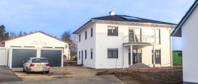 Einfamilienhaus Ebermannsdorf