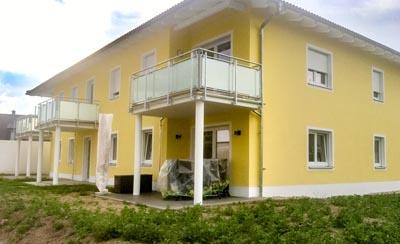Mehrfamilienhaus in Schwarzenfeld