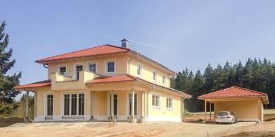 Einfamilienhaus in Trabitz