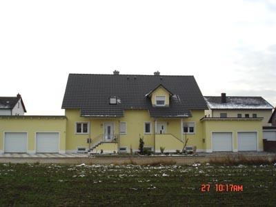 Doppelhaus in Schwandorf-Ettmannsdorf
