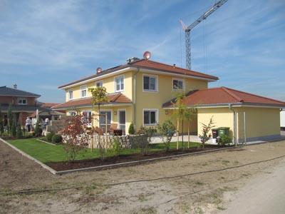 Doppelhaus in Schwandorf