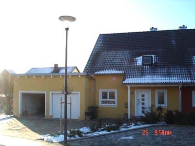 Doppelhaus in Schwarzenfeld
