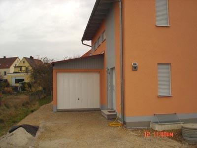 Einfamilienhaus in Schwandorf