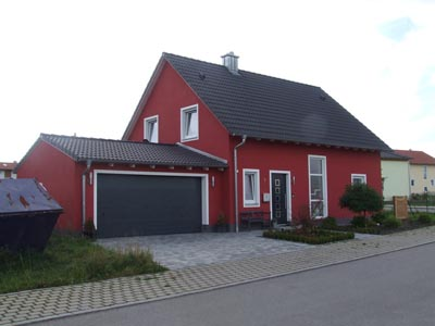 Einfamilienhaus in Langquaid
