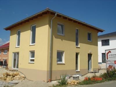 Einfamilienhaus in Hohenschambach