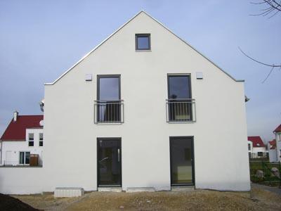 Einfamilienhaus in Burgweinting