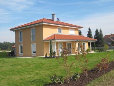 Einfamilienhaus in Dachelhofen