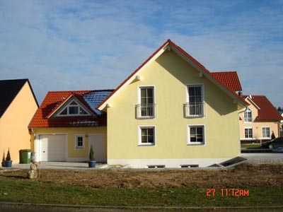 Einfamilienhaus in Maxhütte-Pirkensee