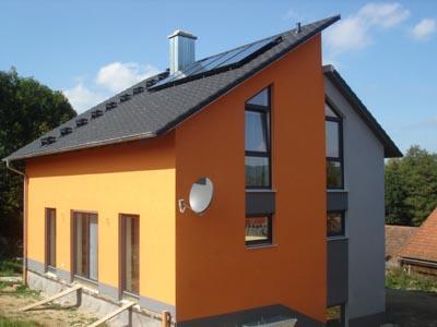 Einfamilienhaus in Schneeberg