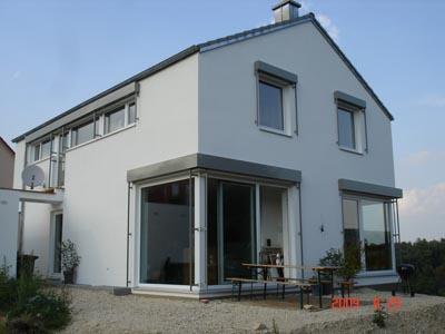 Einfamilienhaus in Sinzing-Riegling