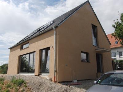 Einfamilienhaus in Hainsacker