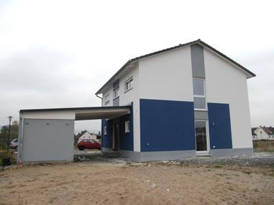 Einfamilienhaus in Weiden