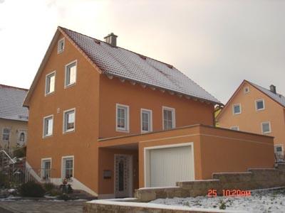 Einfamilienhaus in Amberg