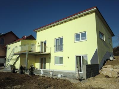 Einfamilienhaus in Nittendorf