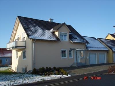 Einfamilienhaus in Schwarzenfeld