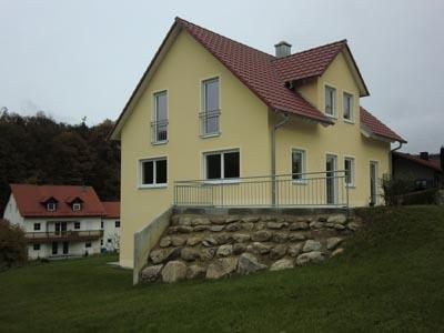 Einfamilienhaus in Weltenburg