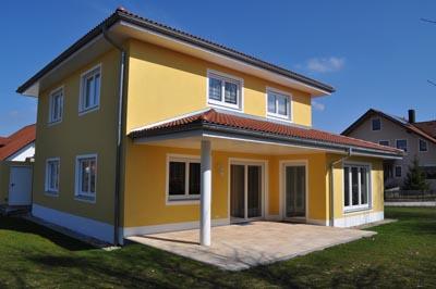 Einfamilienhaus in Siegenburg