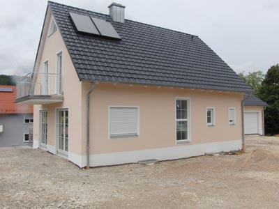 Einfamilienhaus in Neukirchen