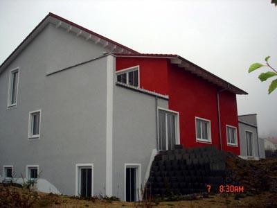 Mehrfamilienhaus in Wald
