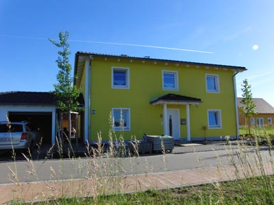 Zweifamilienhaus in Schwandorf
