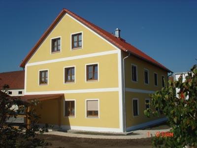 Zweifamilienhaus in Klardorf