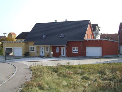 Gemauerte Garage in Schwarzenfeld