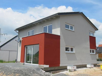 Einfamilienhaus in Irchenrieth