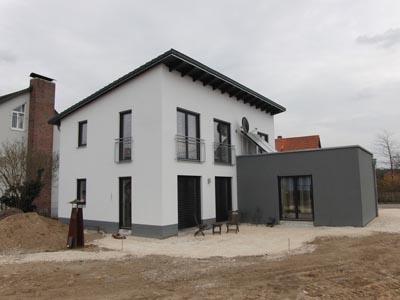 Einfamilienhaus in Maxhütte-Leonberg