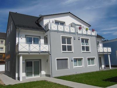 Mehrfamilienhaus in Wernberg-Köblitz