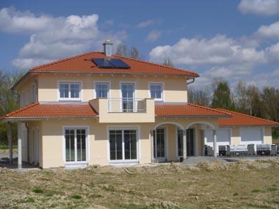 Einfamilienhaus in Barbing