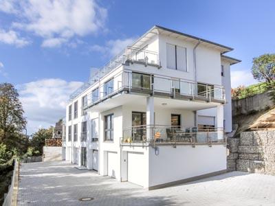Mehrfamilienhaus in Schwandorf