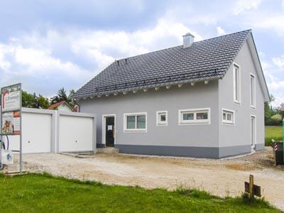 Einfamilienhaus in Hausen