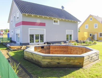 Zweifamilienhaus in Nittenau