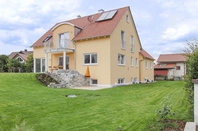Einfamilienhaus in Fußenberg