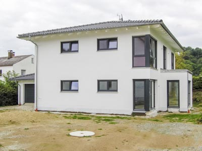 Einfamilienhaus in Wiesent