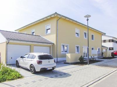 Mehfamilienhaus in Maxhütte