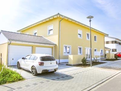 Mehrfamilienhaus in Maxhütte-Haidhof