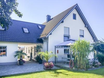 Einfamilienhaus in Gebenbach