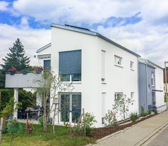 Zweifamilienhaus in Birkenhöhe