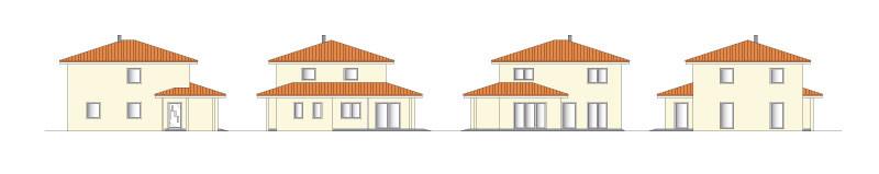 einfamilienhaus renoir georg ehrenreich gmbh renoir. Black Bedroom Furniture Sets. Home Design Ideas