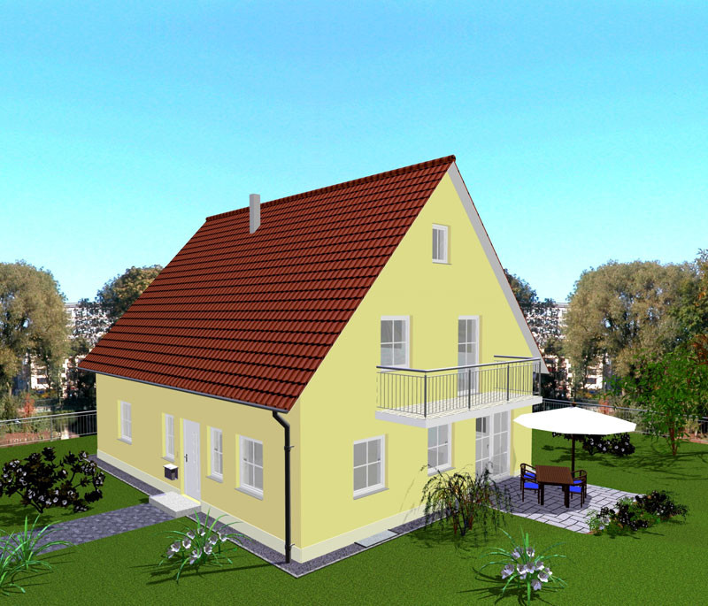 zweifamilienhaus rembrandt georg ehrenreich gmbh. Black Bedroom Furniture Sets. Home Design Ideas