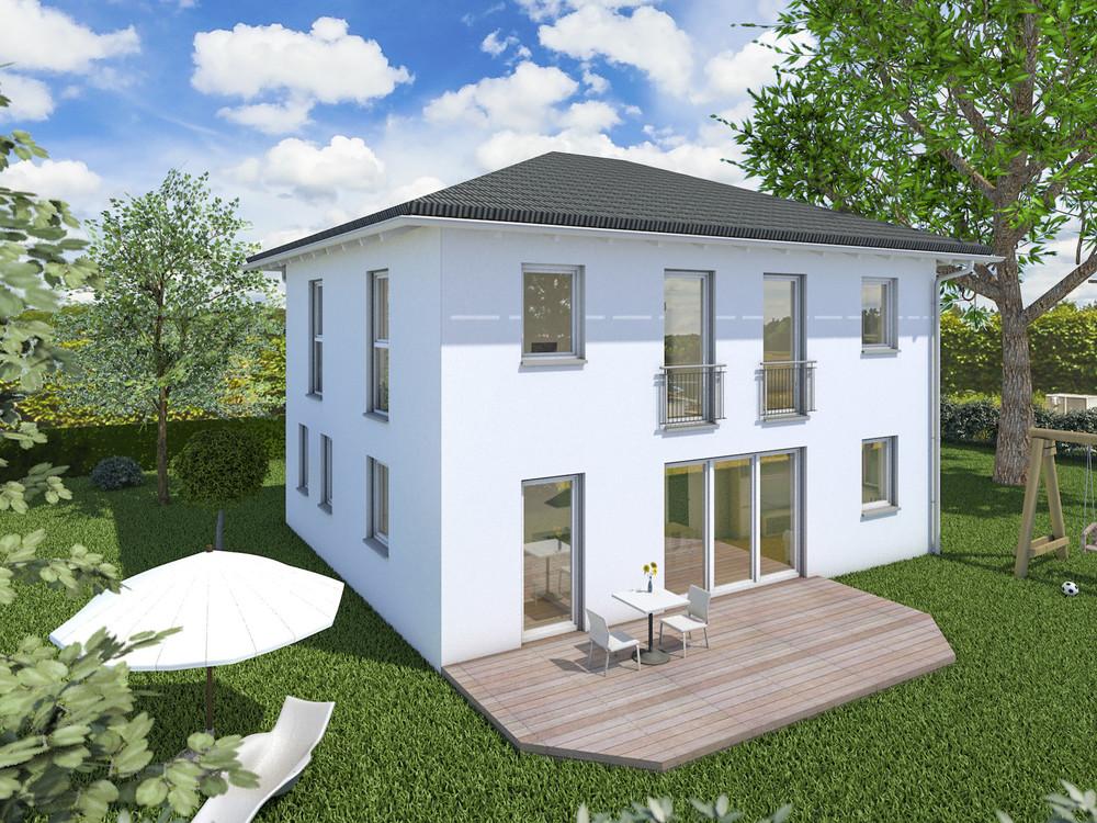 einfamilienhaus h lzel georg ehrenreich gmbh. Black Bedroom Furniture Sets. Home Design Ideas